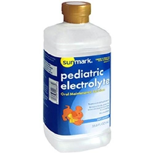 Pediatric Oral Electrolyte Solution sunmark