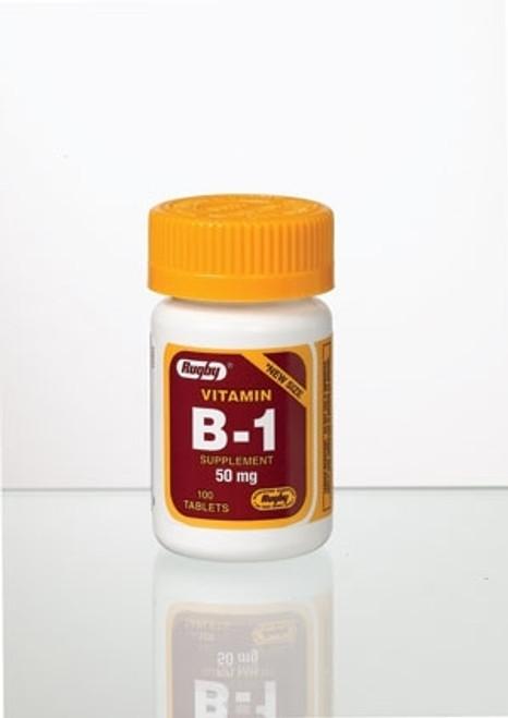 Vitamin B-1 Supplement Major