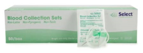 Safety Blood Collection Sets