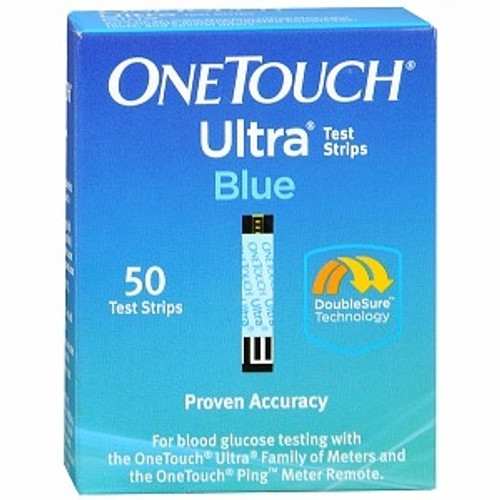 blood glucose test strips, onetouch ultra