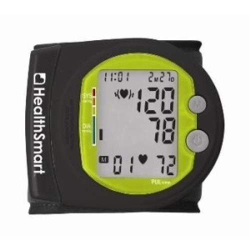 HealthSmart Sports AutomaticWrist Digital Blood Pressure Monitor