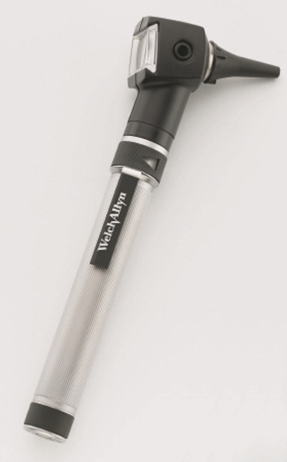 Otoscope with Throat Illuminator Set