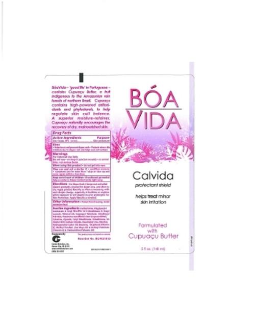 Skin Protectant BoaVida Calvida 4 oz