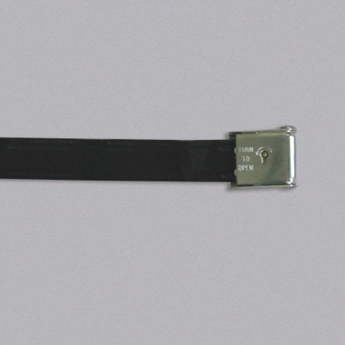 Connecting Straps / Belts Biothane Key Lock Buckle
