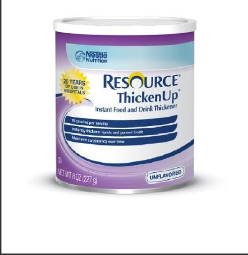 Unflavored Thickener, Resource - 8 oz. Hot or Cold, Foods & Beverages