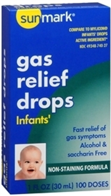 Gas Relief Drops for Infants