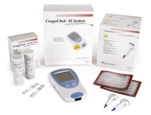 Coagulation Test Strip CoaguChek