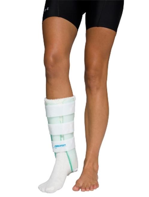 Air Stirrup Leg Brace with Anterior Panel