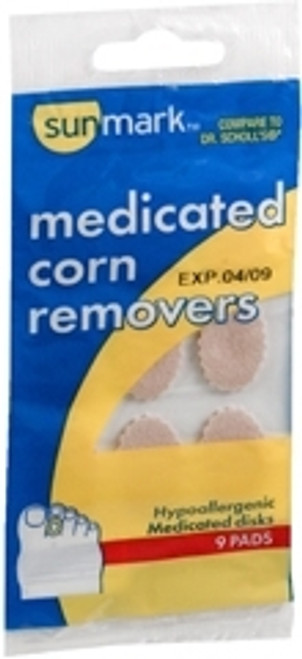 Medicated Corn Removers