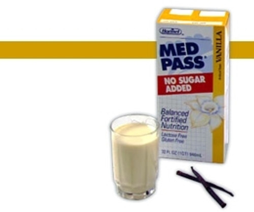 Med Pass Sugar Free 32Oz