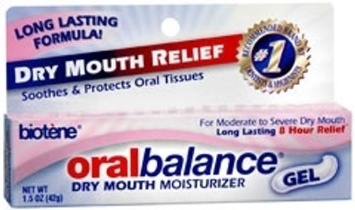 Mouth Moisturizer Biotene