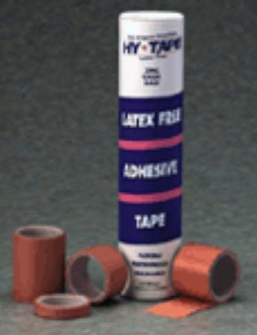 Medical Tape Hy Tape Waterproof Zinc Oxide-Based AdhesivePink NonSterile