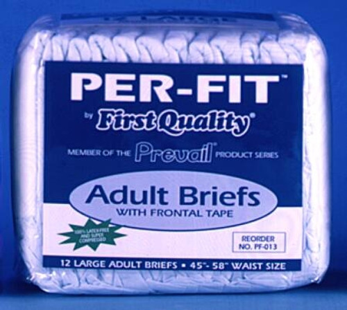 Brief Limited Mat Body Shaped, Prevail - Large