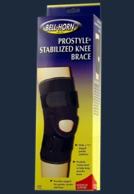 Knee Stabilizer Prostyle Strap Closure