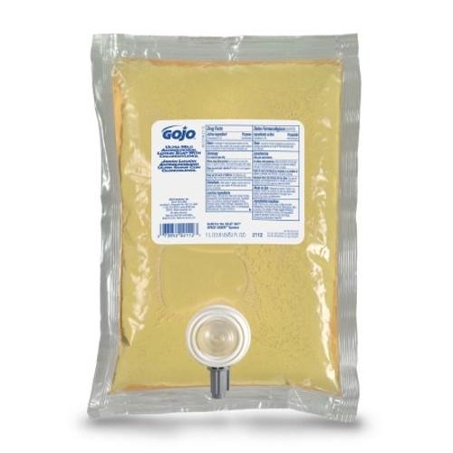 Antimicrobial Soap GOJO Ultra Mild Liquid Dispenser Floral Scent