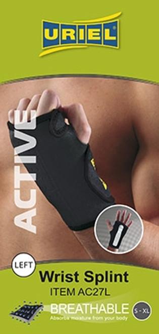 uriel neoprene maximum wristsupport universal size
