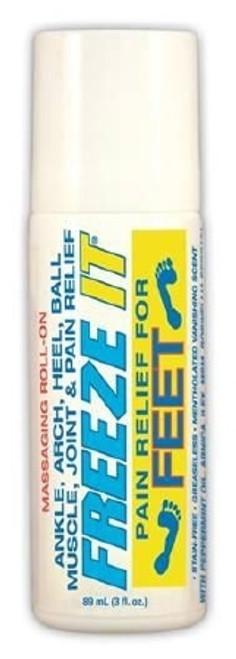 Pain Relief Freeze It