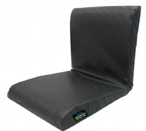 "SEAT W/C WD BCK/SEAT 18"""