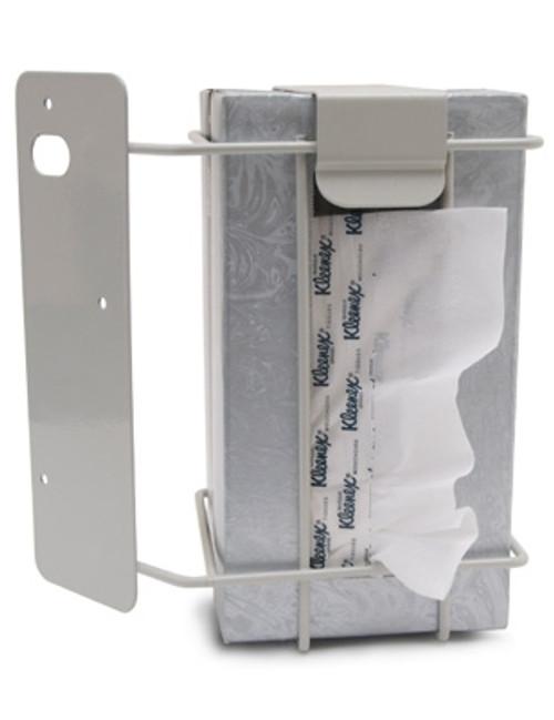Tissue Bracket Purell Hand Sanitizing Station