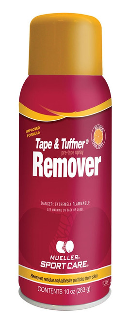 mueller tape & tuffner remover spray citrus 10 oz
