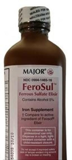 Iron Supplement Major