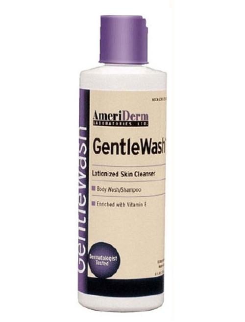 Shampoo and Body Wash Gentle Wash