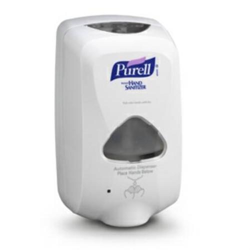 Purell Hand Sanitizer Touch Free Dispenser, Wall Mount - 1200 mL