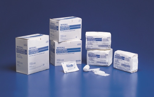Conforming Bandage Curity Cotton PolCHECKter Roll NonSterile