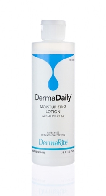 DermaDaily Scented Lotion Moisturizer 1 Gallon Jug