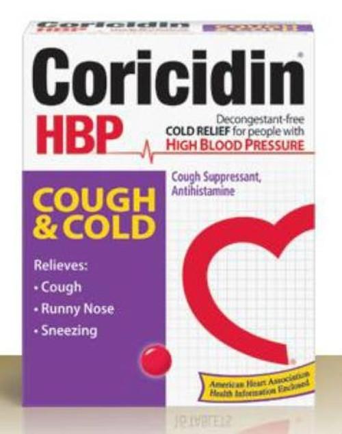 Cold Relief Coricidin
