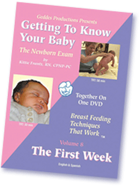 Getting To Know Your Baby With The First Week