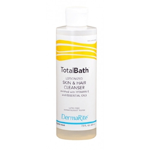 Shampoo and Body Wash Total Bath Scented
