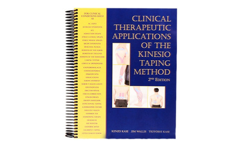 clinical therapeutic kinesio taping method book