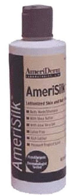 Shampoo and Body Wash AmeriSilk Bottle Tropical Scent