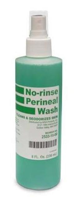 msa no-rinse perineal wash