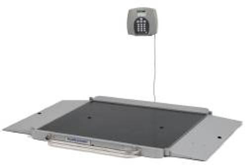 Health-O-Meter Wheelchair Scale w/ Digital LCD