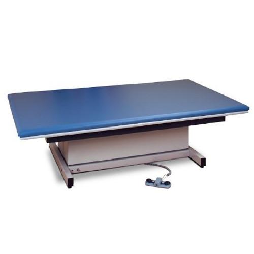 Hi-Lo Upholstered Mat Platform Powder-coated Steel
