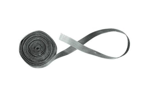 "1"" elastic loop material, 10 yards"