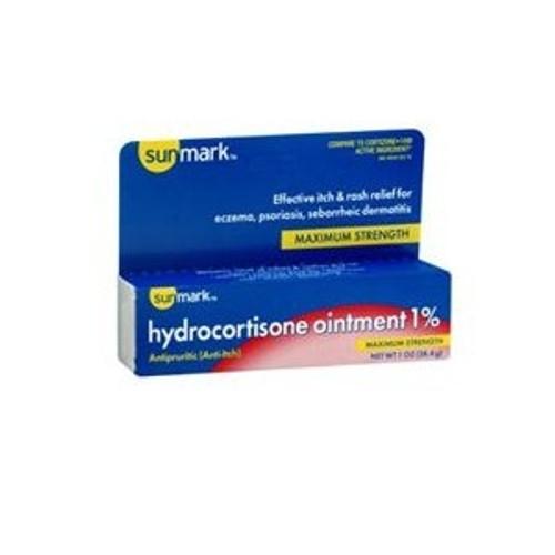 sunmark Hydrocortisone Ointment