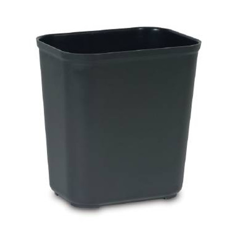 Fire-Resistant Wastebasket, Rubbermaid - 28 Quart