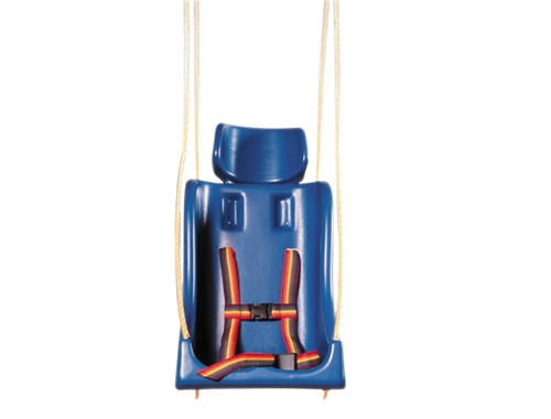 full support swing seat with chain