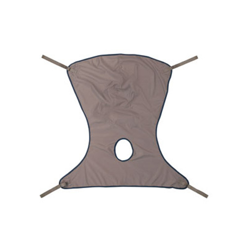 Sling Comfort w/Commode Poly Small