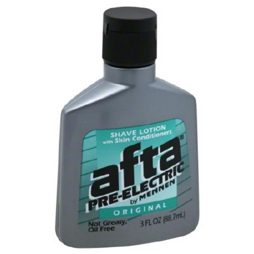 Pre-Shave Afta