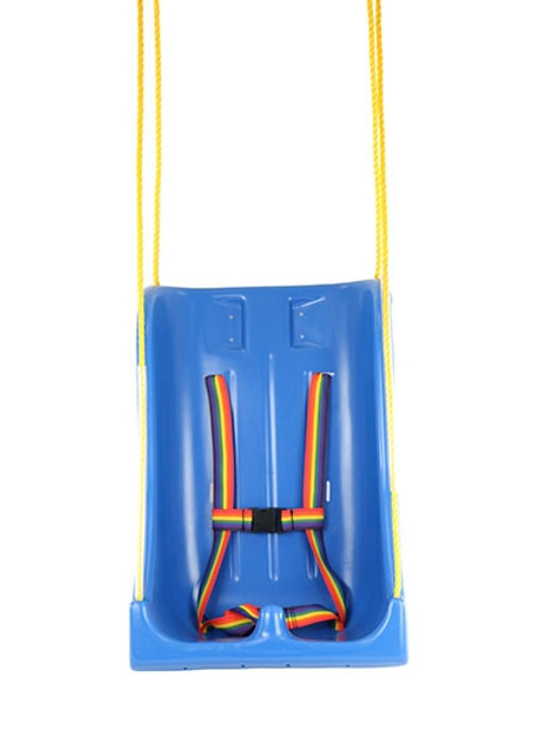 full support swing seat with with rope