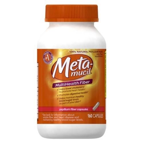 Fiber Supplement Metamucil