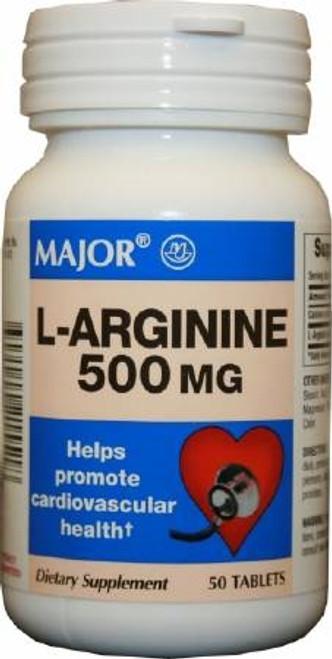 L-Arginine Supplement