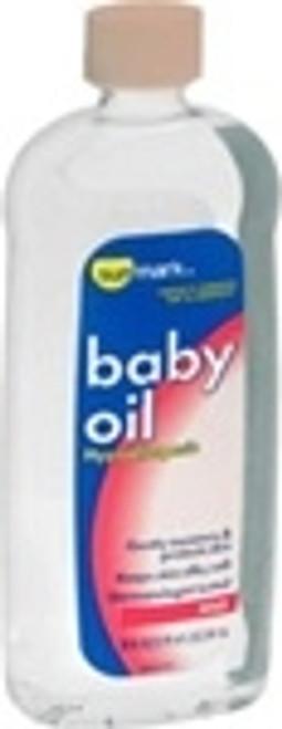 sunmark Baby Oil