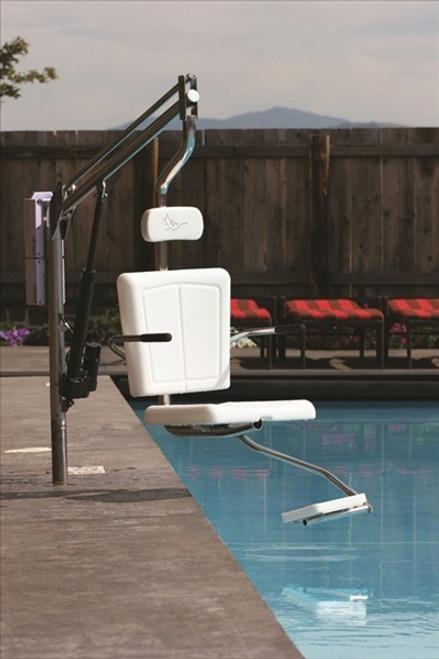 Aspen ADA Compliant Pool Lift
