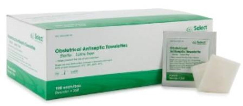 Obstentrical Antiseptic Towelettes