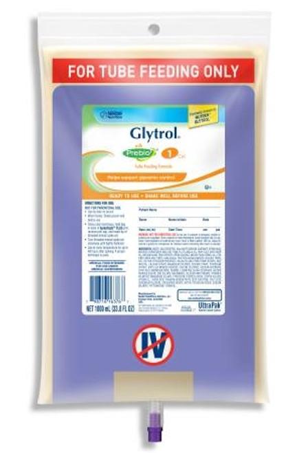 Tube Feeding Unflavored, Glytrol - 1000 mL